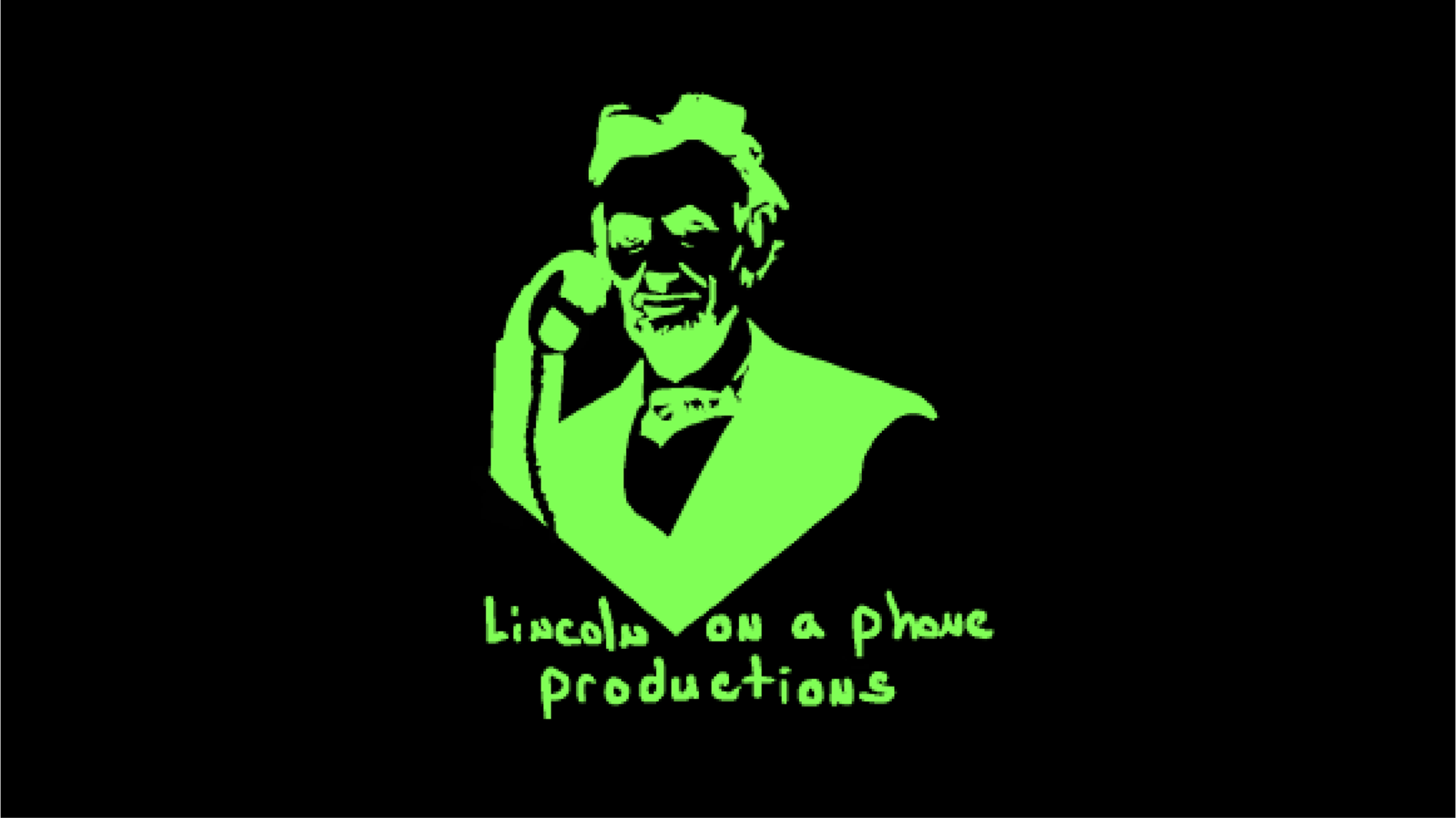 Lincoln on a phone production